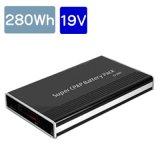 280Wh電池 / DC19V出力 リチウムイオン電源 19VC280型