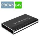 280Wh電池 / DC24V出力 リチウムイオン電源 24VC280型